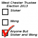 West Chester Trustee Election 2013
