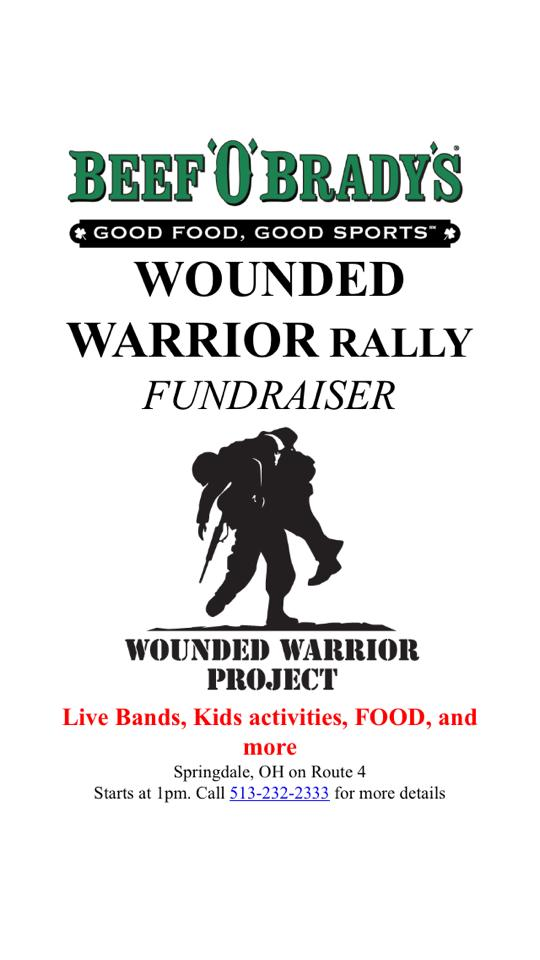 wounded warrior rally