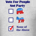 Forget Party – Vote for People!
